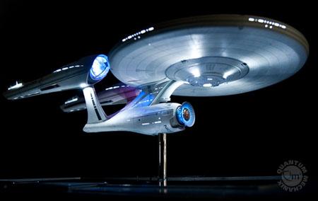 Orange Lanterns Unite: Star Trek (2009) Enterprise Artisan Replica…