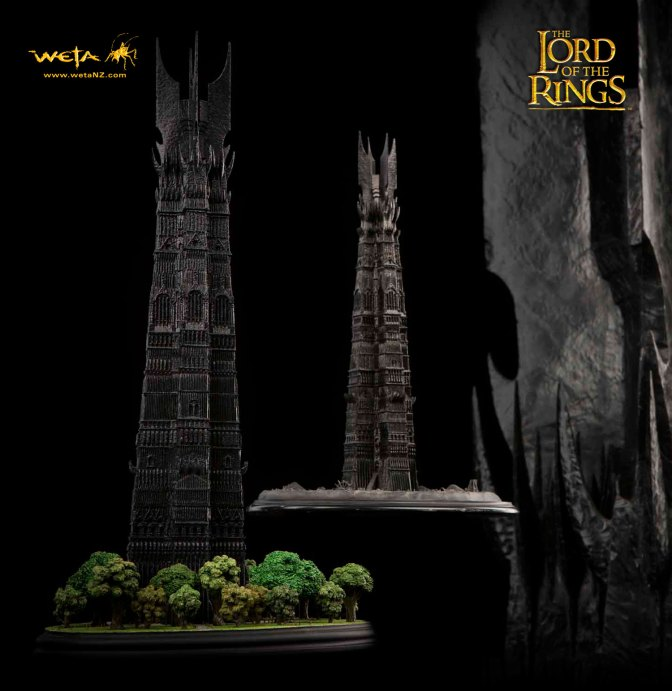 Orange Lanterns Unite: Orthanc – The Black Tower of Isengard…