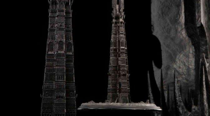 Orange Lanterns Unite: Orthanc – The Black Tower of Isengard…