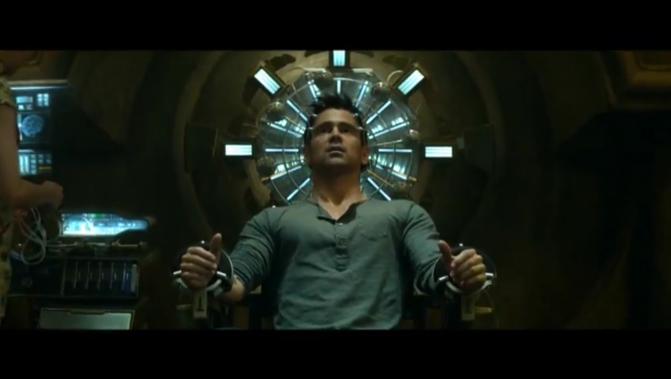 Total Recall (2012) – Teaser